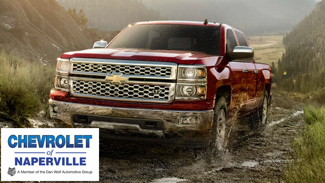 Towing capacity of the 2014 Chevy Silverado